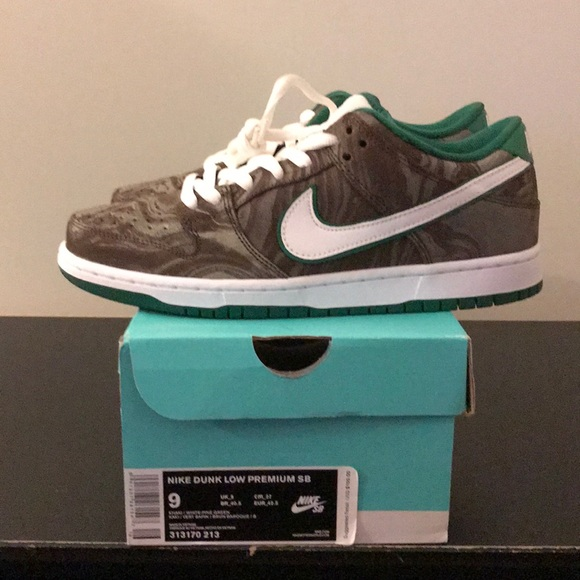 "promo code e17e0 86338 (Sold) Nike dunk sb ""Starbucks"""